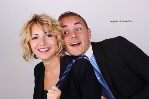 Photographe mariage - Océane Meynis de Paulin - photo 2