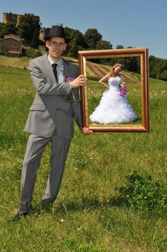 Photographe mariage - AGENCE HORS LIMITE PHOTO - photo 3