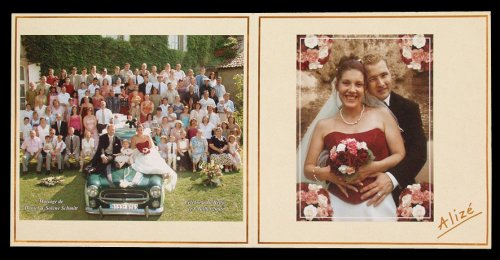 Photographe mariage - Eurl Alizé - photo 1