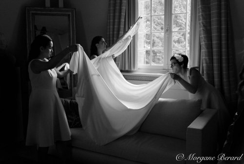 Photographe mariage - Morgane Berard Photographe - photo 16
