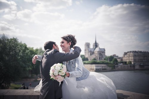 Photographe mariage - LLUM by Lucille Caballero - photo 10