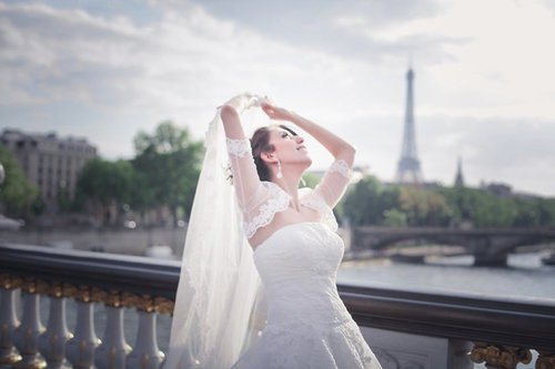 Photographe mariage - LLUM by Lucille Caballero - photo 11
