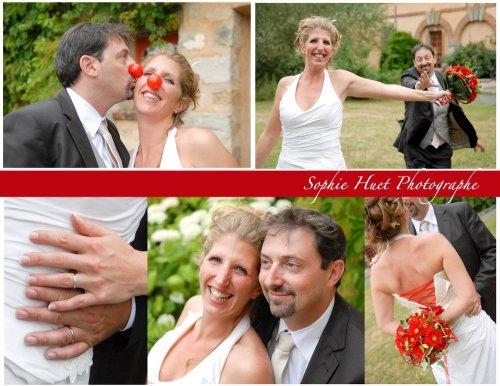 Photographe mariage - Sophie Huet Photographie  - photo 18