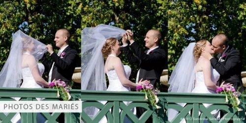 Photographe mariage - Sandrine Sérafini Photographe  - photo 14