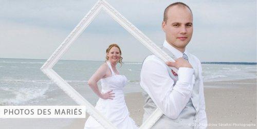Photographe mariage - Sandrine Sérafini Photographe  - photo 6