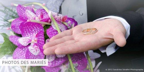 Photographe mariage - Sandrine Sérafini Photographe  - photo 16