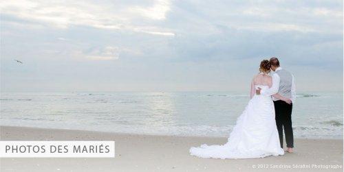 Photographe mariage - Sandrine Sérafini Photographe  - photo 5