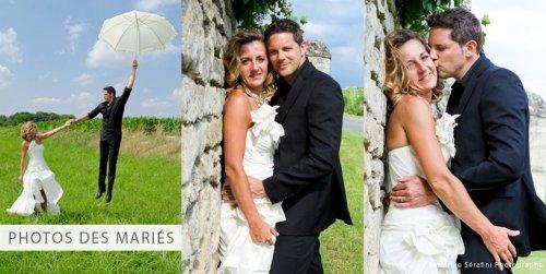 Photographe mariage - Sandrine Sérafini Photographe  - photo 38