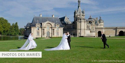 Photographe mariage - Sandrine Sérafini Photographe  - photo 12