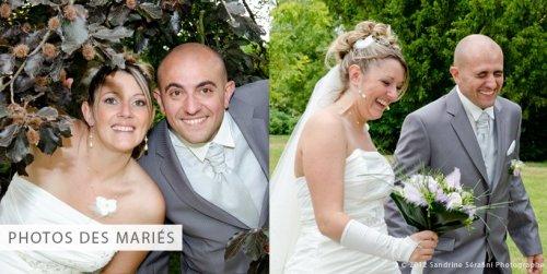 Photographe mariage - Sandrine Sérafini Photographe  - photo 49