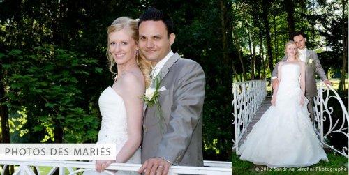 Photographe mariage - Sandrine Sérafini Photographe  - photo 22