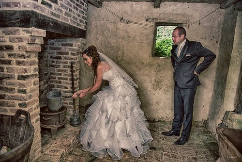 Photographe mariage - LUTINAT - photo 10