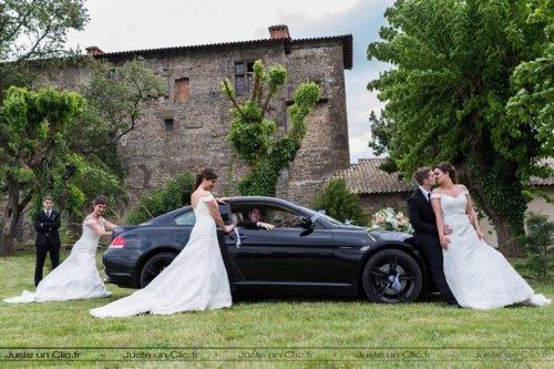 Photographe mariage - Photographe Mariage Drome 26 - photo 144