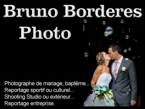 Photographe mariage - Bruno Borderes Photo - photo 12
