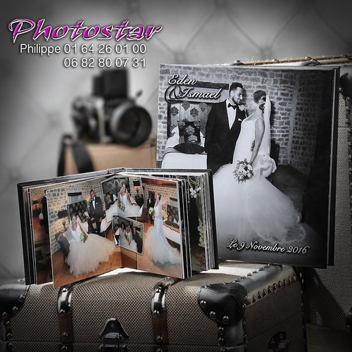Photographe mariage - PHOTOSTAR CHELLES - photo 11