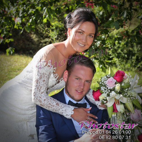 Photographe mariage - PHOTOSTAR CHELLES - photo 14