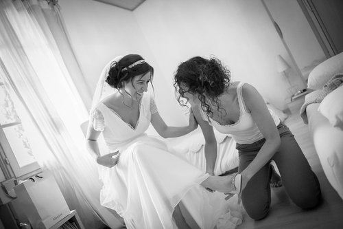 Photographe mariage - Céline Gruner Photographe - photo 5
