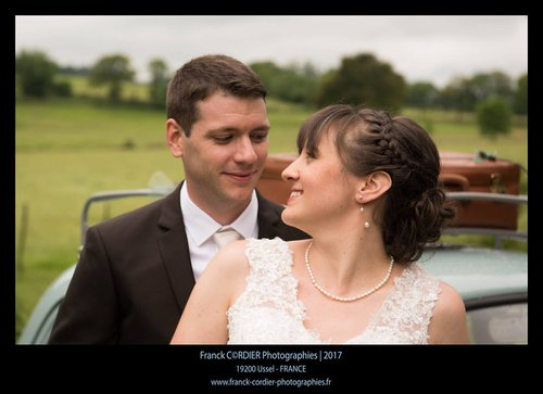 Photographe mariage - Franck Cordier Photographies - photo 8