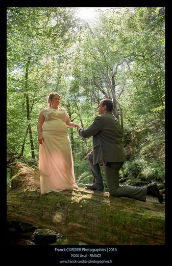 Photographe mariage - Franck Cordier Photographies - photo 18