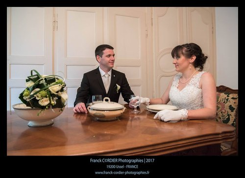 Photographe mariage - Franck Cordier Photographies - photo 6