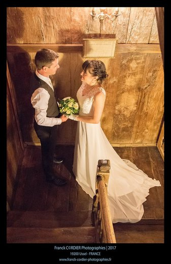 Photographe mariage - Franck Cordier Photographies - photo 3