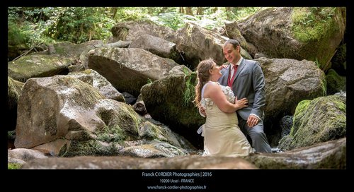 Photographe mariage - Franck Cordier Photographies - photo 19