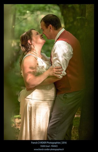 Photographe mariage - Franck Cordier Photographies - photo 16