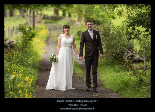 Photographe mariage - Franck Cordier Photographies - photo 2