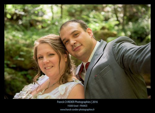 Photographe mariage - Franck Cordier Photographies - photo 17