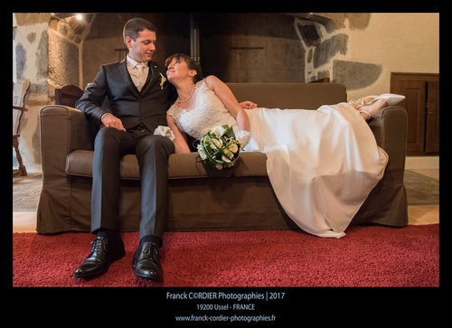 Photographe mariage - Franck Cordier Photographies - photo 5