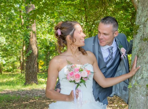 Photographe mariage - sourire au naturel - photo 12