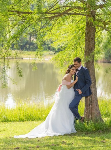 Photographe mariage - sourire au naturel - photo 21