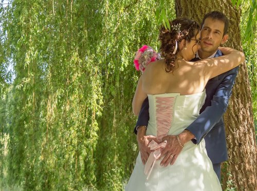 Photographe mariage - sourire au naturel - photo 24