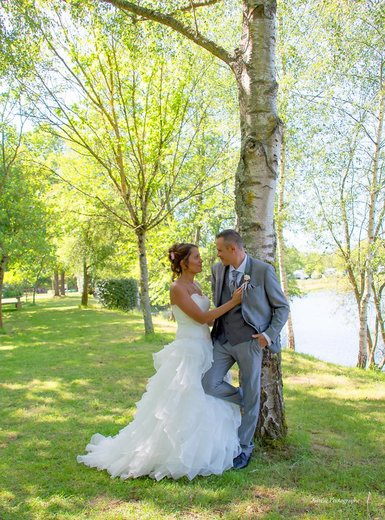 Photographe mariage - sourire au naturel - photo 5