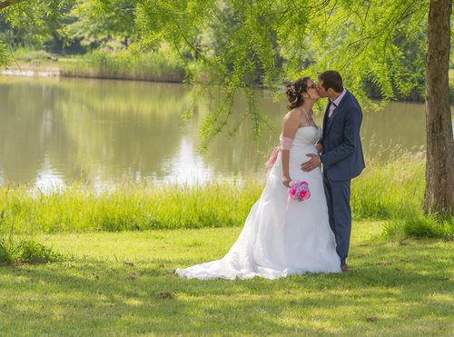 Photographe mariage - sourire au naturel - photo 16