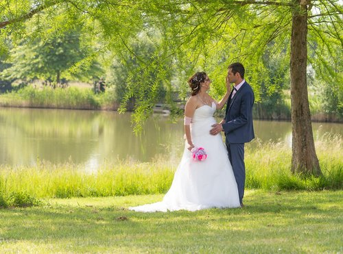 Photographe mariage - sourire au naturel - photo 18