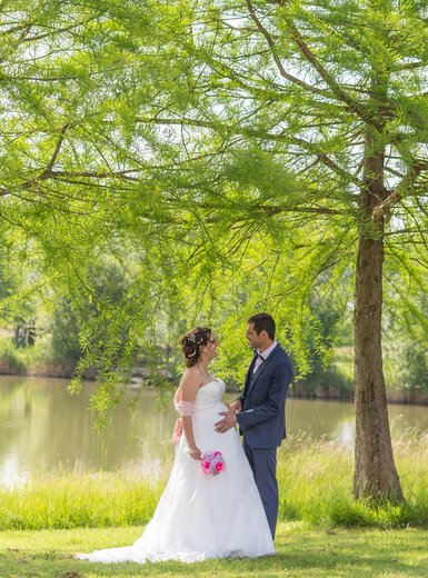 Photographe mariage - sourire au naturel - photo 17