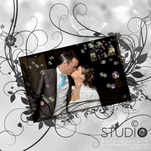 Photographe mariage - Photo-Bellifontaine - photo 6