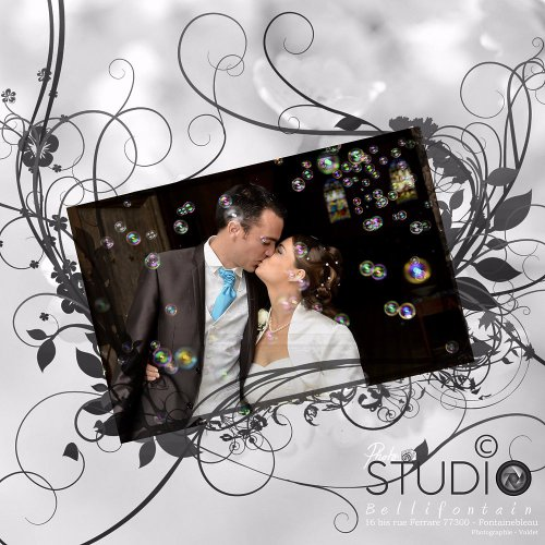 Photographe mariage - Photo-Bellifontaine - photo 14