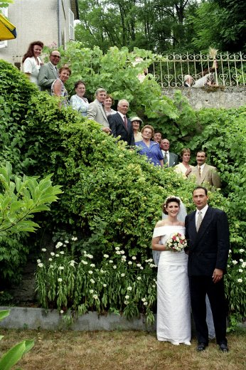 Photographe mariage - Auvergne reportage chantal gayaud - photo 14