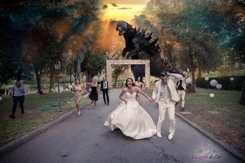 Photographe mariage - La griffe de Cat - photo 2