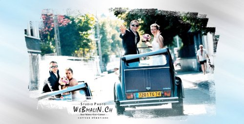 Photographe mariage - WeBmaliN Photographe Evian - photo 2
