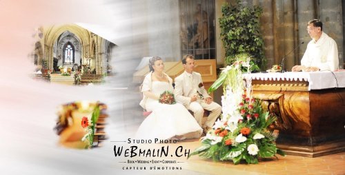 Photographe mariage - WeBmaliN Photographe Evian - photo 4