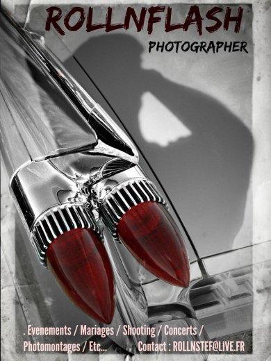 Photographe - ROLLNFLASH PHOTOGRAPHIE - photo 1