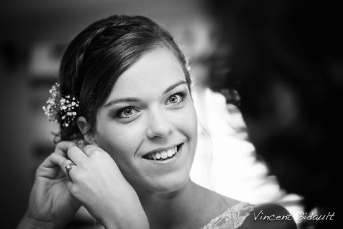 Photographe mariage - VINCENT BIDAULT IMAGE - photo 5