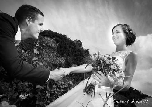 Photographe mariage - VINCENT BIDAULT IMAGE - photo 8