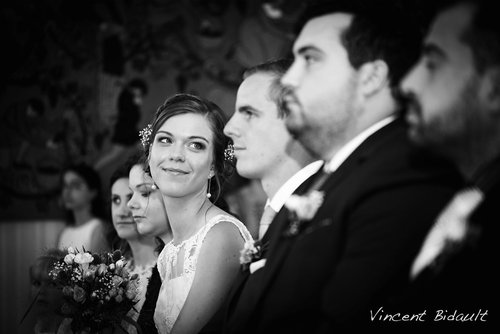 Photographe mariage - VINCENT BIDAULT IMAGE - photo 10