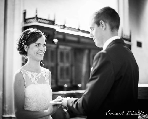 Photographe mariage - VINCENT BIDAULT IMAGE - photo 13