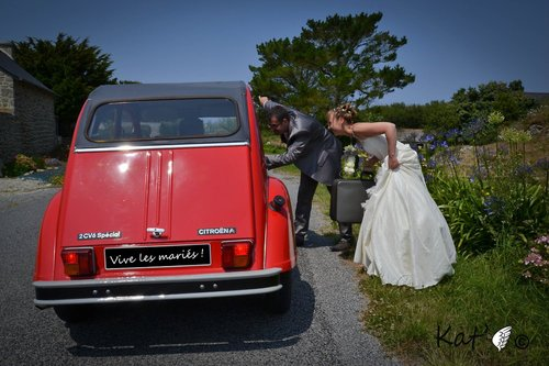 Photographe mariage - Kat'aile Photo - photo 12
