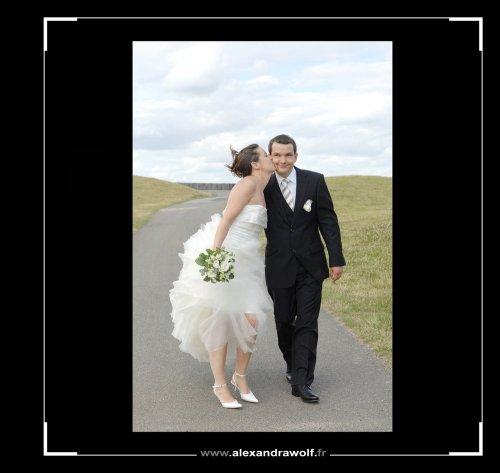 Photographe mariage - ALEXANDRA WOLF PHOTOGRAPHIE - photo 11